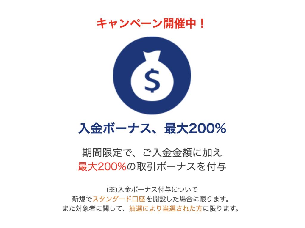 is6comの入金ボーナスキャンペーン